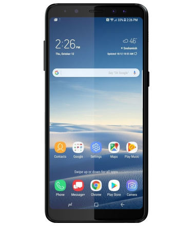 Samsung Galaxy A8+ 64GB Preto