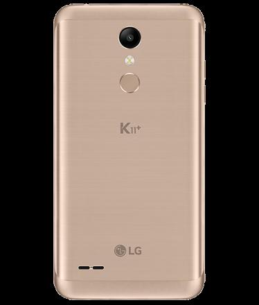 LG K11+ Dourado