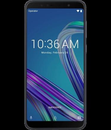Asus Zenfone Max Pro Preto 64GB