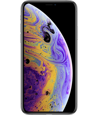 iPhone XS Max 256GB Prata
