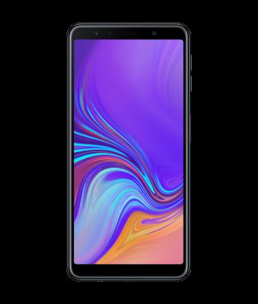 Samsung Galaxy A7 2018 128GB Preto