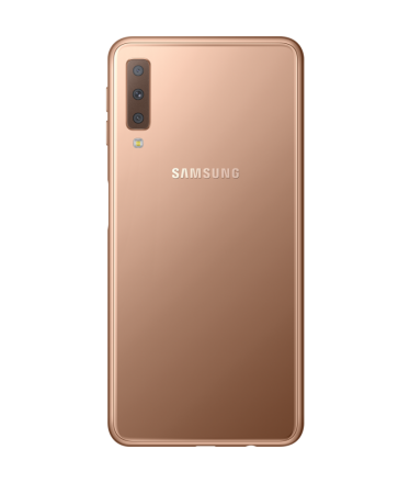 Samsung Galaxy A7 2018 64GB Cobre