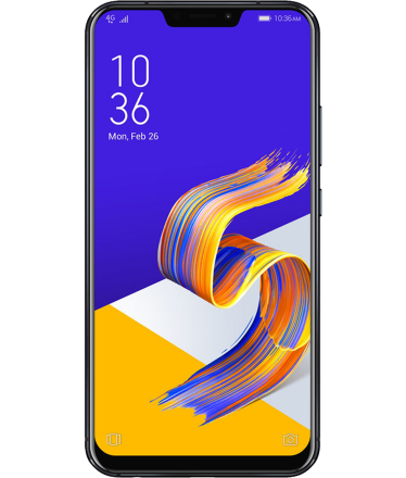 Asus Zenfone 5Z 2018 6GB 128GB Preto