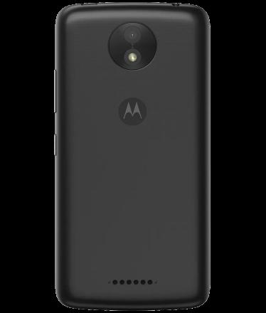 Motorola Moto C Plus 16GB Preto