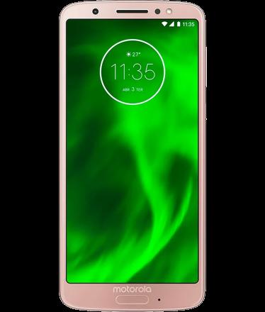 Motorola Moto G6 64GB Ouro Rosê