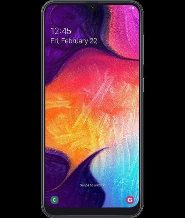 Samsung Galaxy A50 64GB Preto