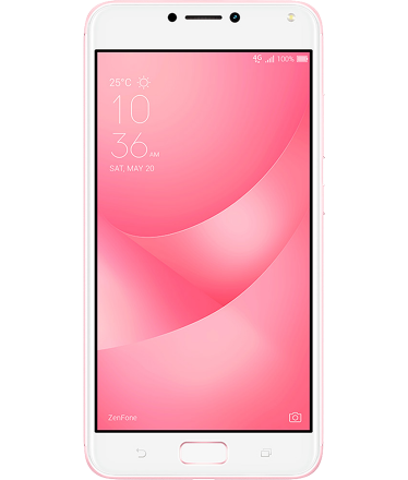 Asus Zenfone 4 Max 16GB Ouro Rosa
