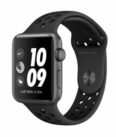 Apple Watch Series 3 Nike+ 42MM GPS Cinza Espacial