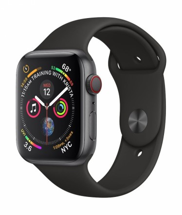 Apple Watch Series 4 40MM GPS Cinza Espacial