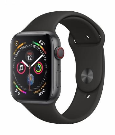 Apple Watch Series 4 44MM GPS Cinza Espacial