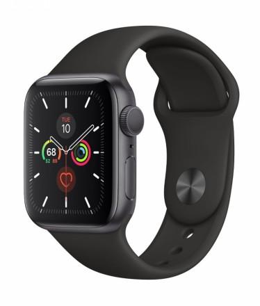 Apple Watch Series 5 40MM GPS Cinza Espacial