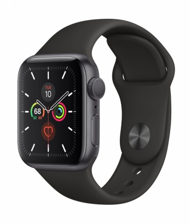 Apple Watch Series 5 44MM GPS Cinza Espacial