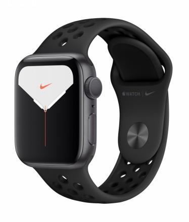 Apple Watch Series 5 Nike+ 40MM GPS Preto