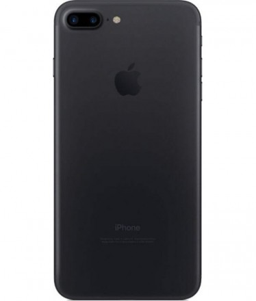 iPhone 7 Plus 128GB Preto Matte