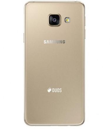 Samsung Galaxy A3 2016 Dourado