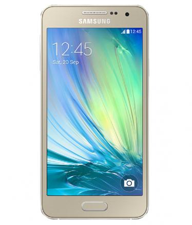 Samsung Galaxy A3 Duos Dourado