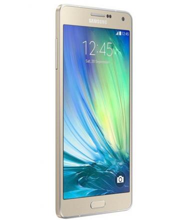 Samsung Galaxy A7 Dourado