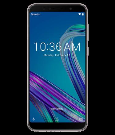 Asus Zenfone Max Pro Prata 32GB
