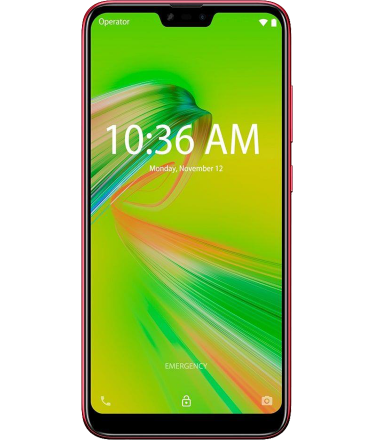 Asus Zenfone Max Shot 3GB 32GB Vermelho