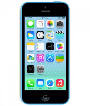iPhone 5C 16GB Azul