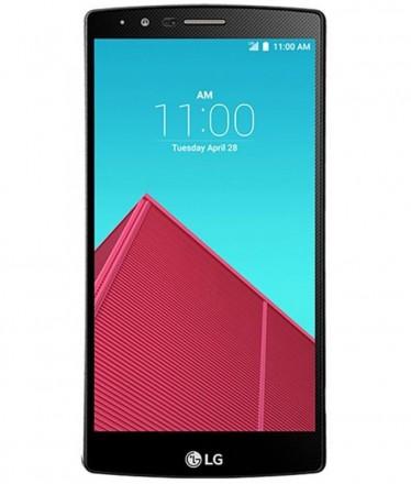 LG G4 H815P Couro Marrom
