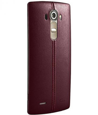 LG G4 H818P Couro Vinho