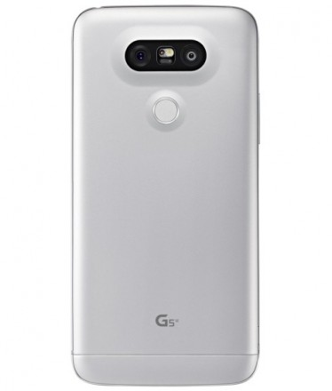 LG G5 SE Prata