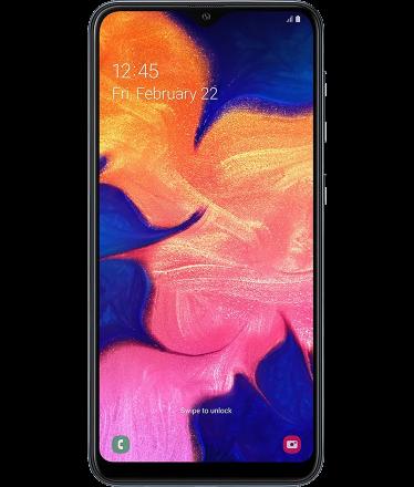 Samsung Galaxy A10 32GB Preto