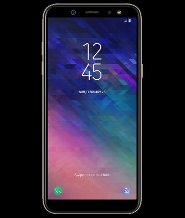 Samsung Galaxy A6+ 64GB Dourado