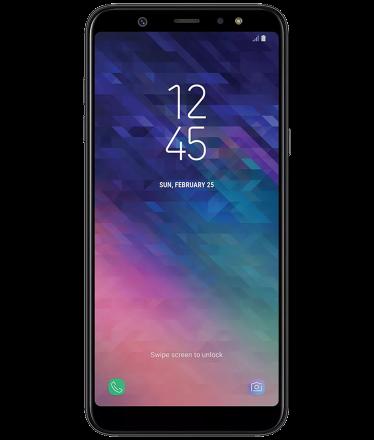 Samsung Galaxy A6+ 64GB Preto
