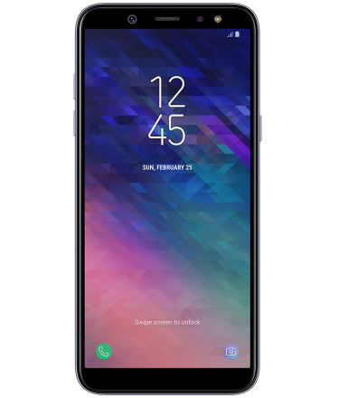 Samsung Galaxy A6+ 64GB Prata