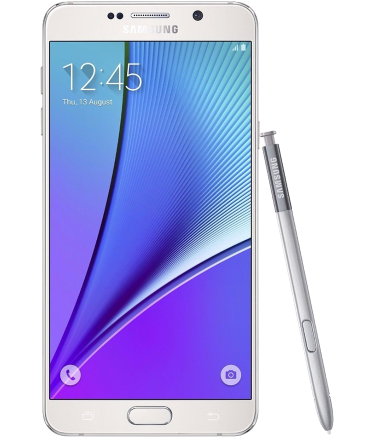 Samsung Galaxy Note 5 Branco