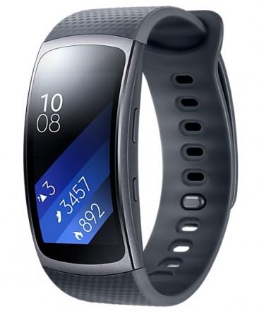 Samsung Gear Fit 2 Pequeno Preto