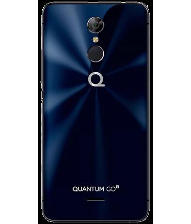 Quantum GO 2 32GB Azul MetalPrint