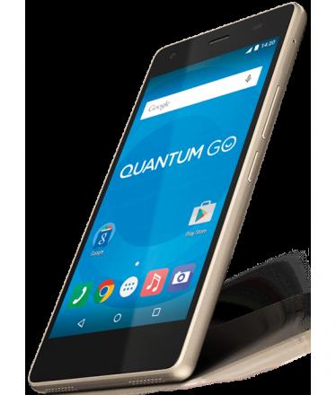 Quantum Go 3G Dourado