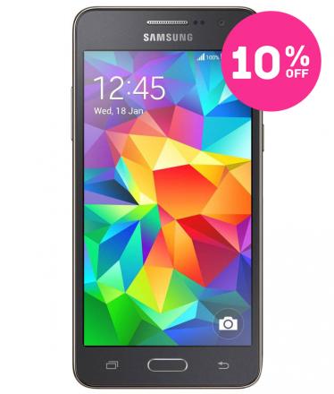 Samsung Gran Prime 3G Duos 8GB Cinza