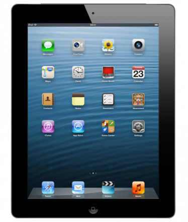iPad 2 Wi-Fi + 3G 16GB Preto