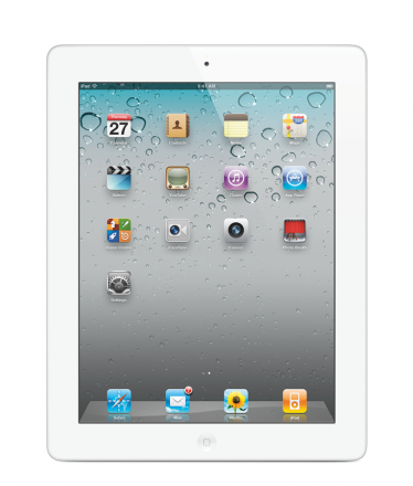 iPad 4 Wi-Fi 16GB Branco