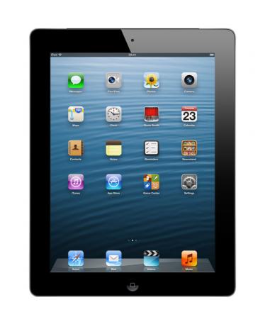 iPad 3 Wi-Fi 16GB Preto