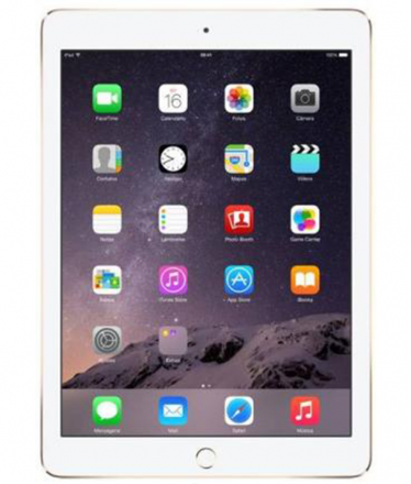 iPad Air 2 Wi-Fi 128GB Dourado