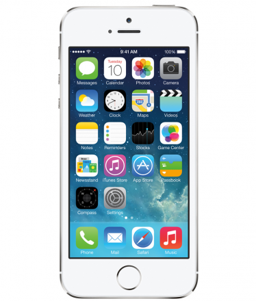 iPhone 5S 16GB Prateado