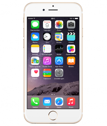 iPhone 6 128GB Dourado