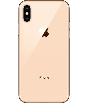 iPhone XS 64GB Dourado