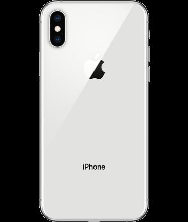 iPhone XS 64GB Prata
