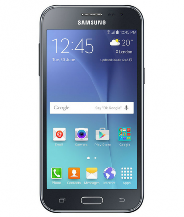 Samsung Galaxy J2 4G Duos TV 8GB Preto