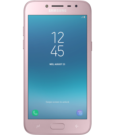 Samsung Galaxy J2 Pro Rosa