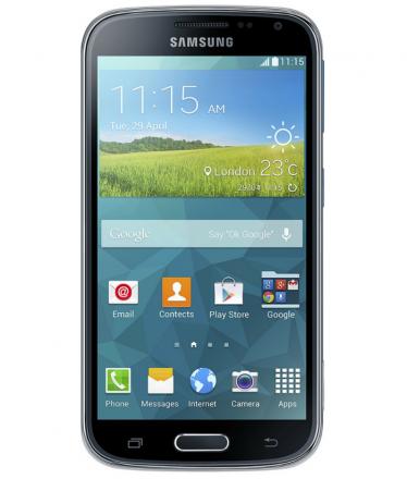 Samsung Galaxy K Zoom Azul