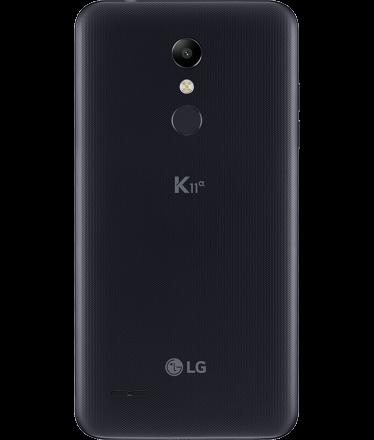 LG K11 Alpha 16GB Preto