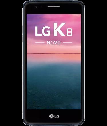 LG K8 Novo 16GB Indigo
