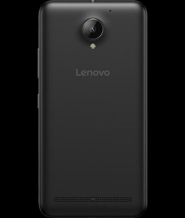 Lenovo Vibe C2 Preto